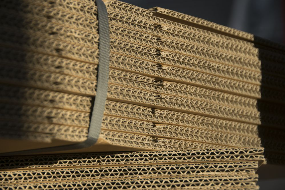 CO2 Laser: a new technology for the fabrication of corrugated